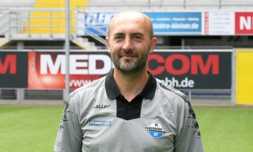 Fotoshooting SC Paderborn 2. Fußball Bundesliga