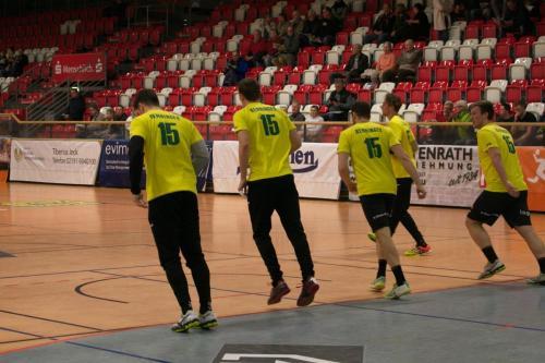 2. Handball Bundesliga Eintracht Hagen - HSC Coburg