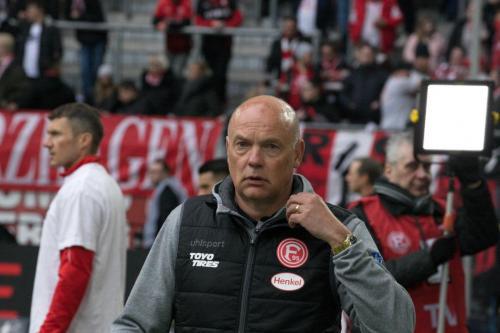 Fortuna Düsseldorf- Eintracht Frankfurt (01.02.2020)