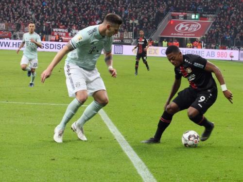 Bayer 04 Leverkusen - FC Bayern München (02.02.2019)