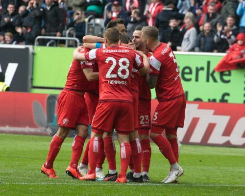 Fortuna Düsseldorf - Werder Bremen (27.04.2019)